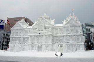 さっぽろ雪まつり大通り会場(イメージ)